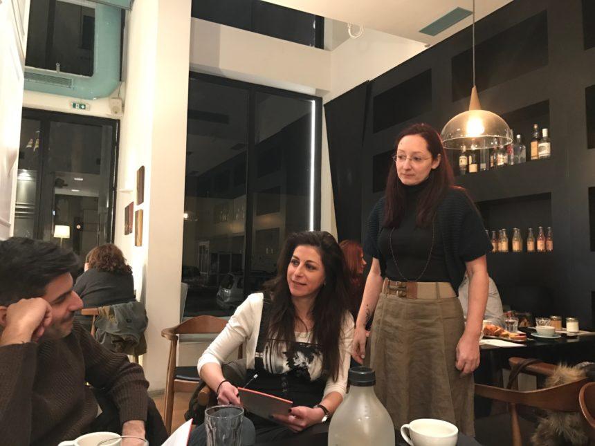 Athens meetup: Επικοινωνία σύμφωνα με το τρίπτυχο Επίγνωση-Θάρρος-Αγάπη