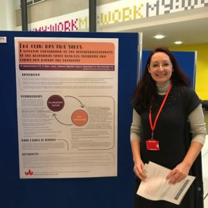 "Παρουσίαση poster στο συνέδριο ""Creativity in Research"", University of Bedfordshire"